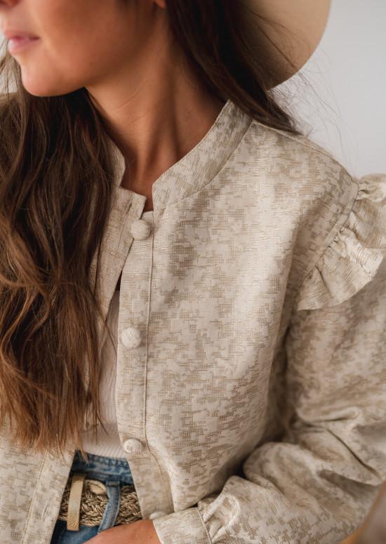 Golden Avana jacket