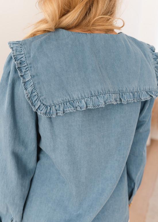 Chemise Navi en jeans
