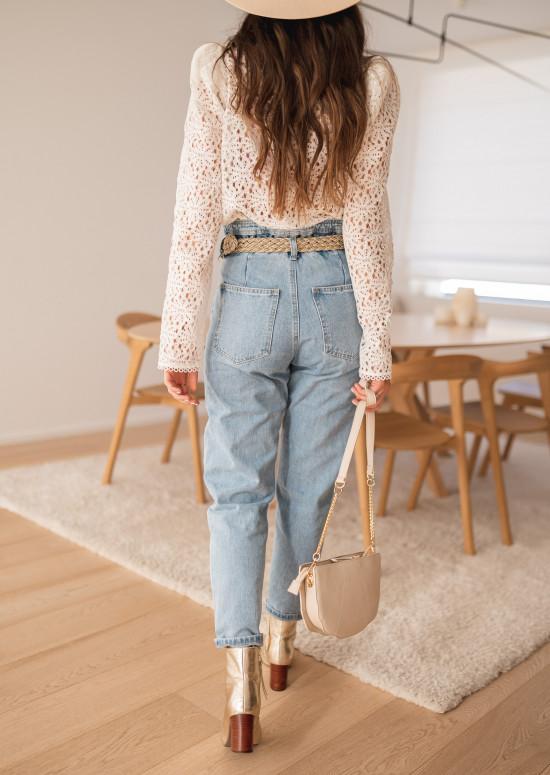 Jeans Sam bleu clair
