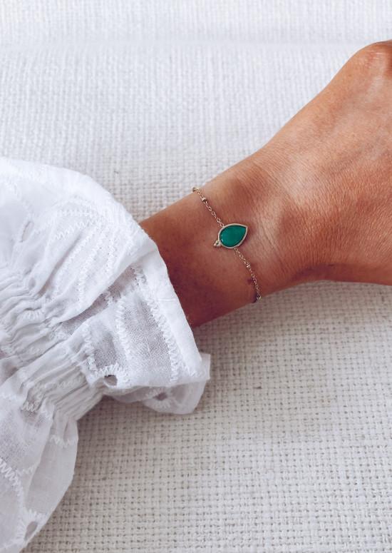 Bracelet Dilia doré