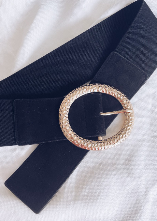 Black Anissa belt