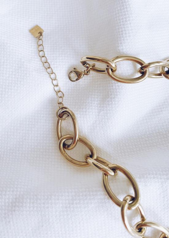 Golden Feima necklace