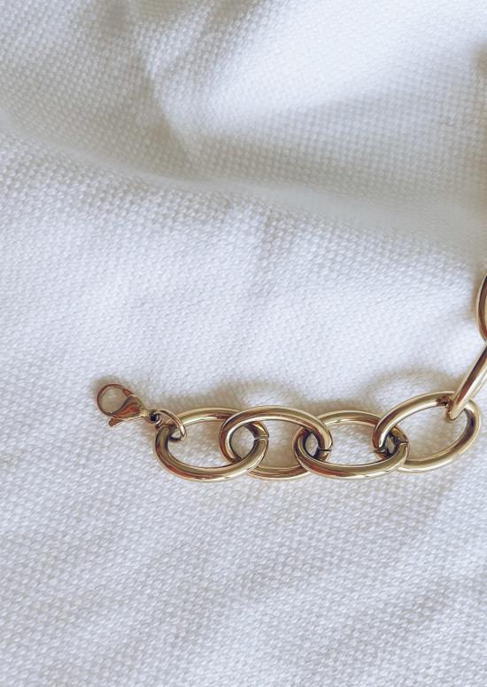 Golden Zayn bracelet