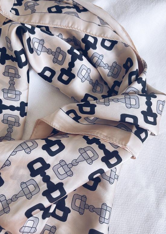 Patterned Janie scarf