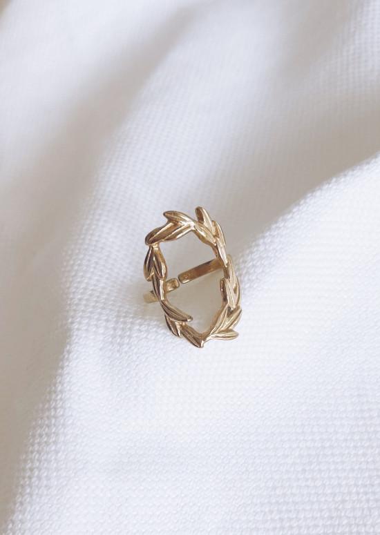 Golden Jen ring