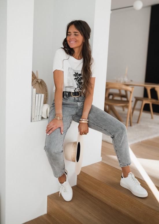 Jeans Max gris