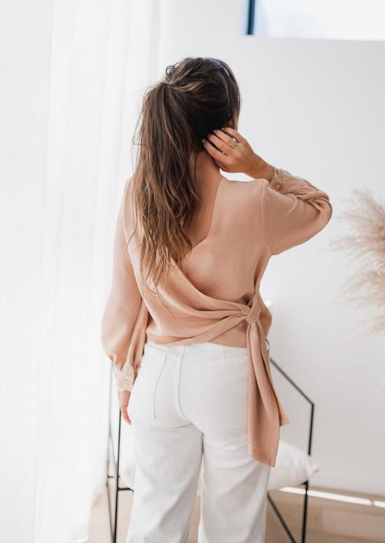 Pink Tullie blouse - CREATION
