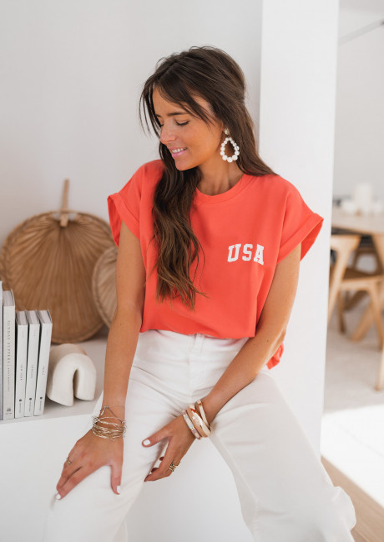 Orange USA t-shirt