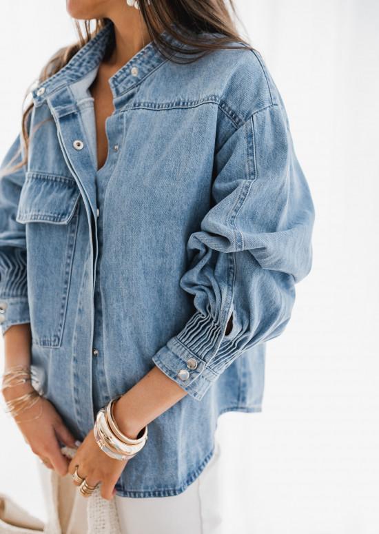 Denim Maggy Jacket - Shirt