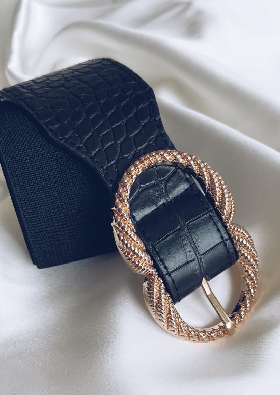 Black Melya belt