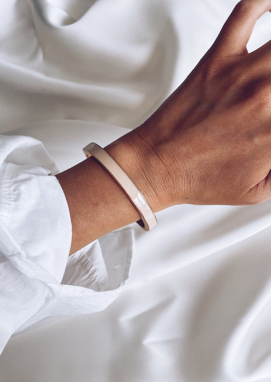Pink Loulou bracelet