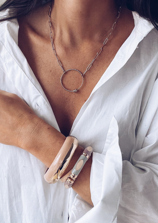 Golden Gael necklace