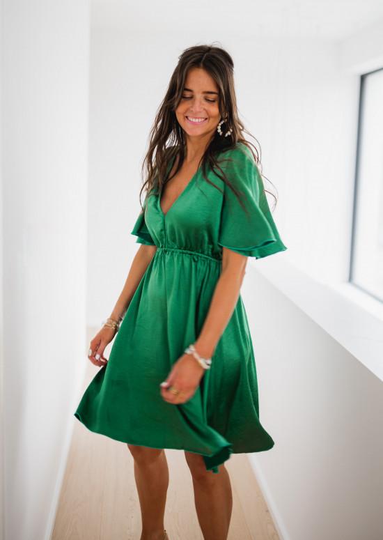 Green Orna dress