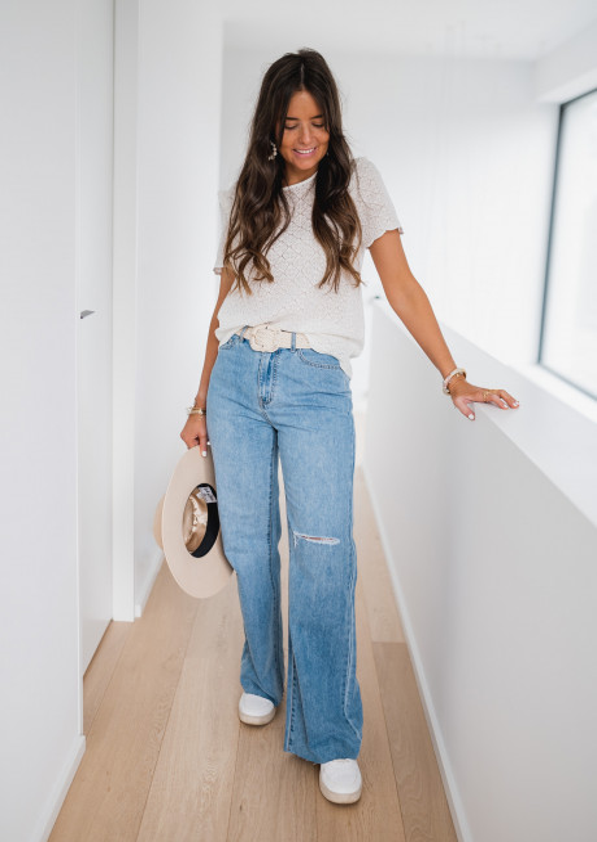 Jeans Remi bleu clair