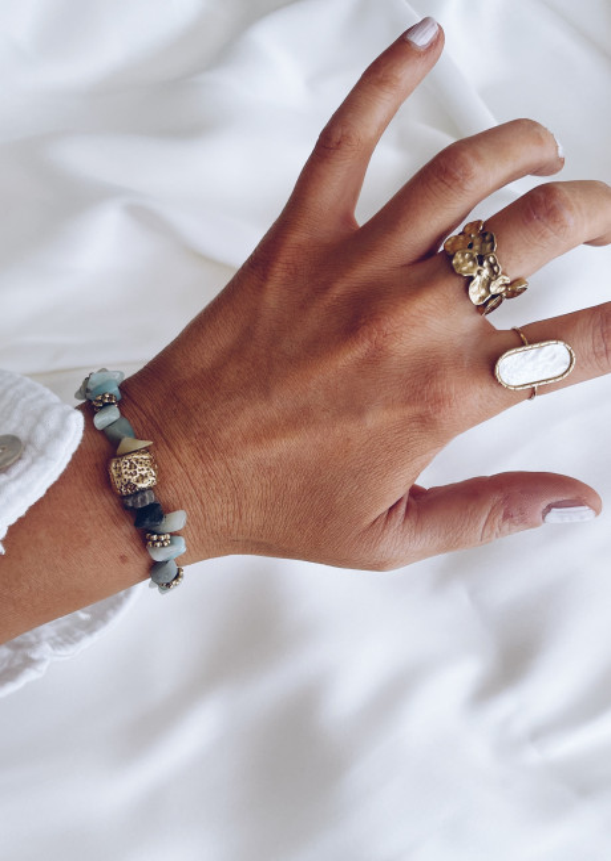 Golden Tora ring
