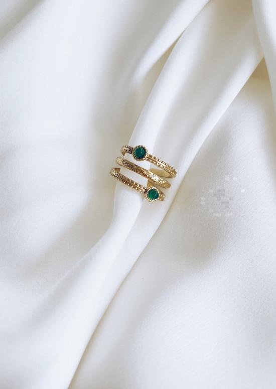Golden Danita ring