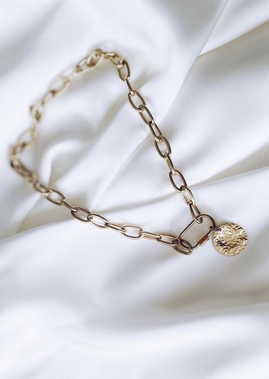 Golden Rudie necklace
