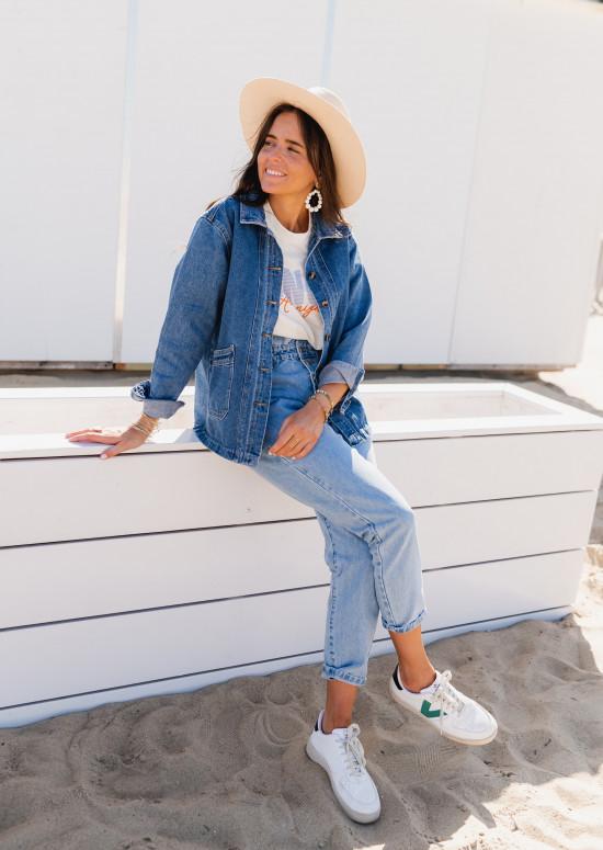 Veste en jeans Theana
