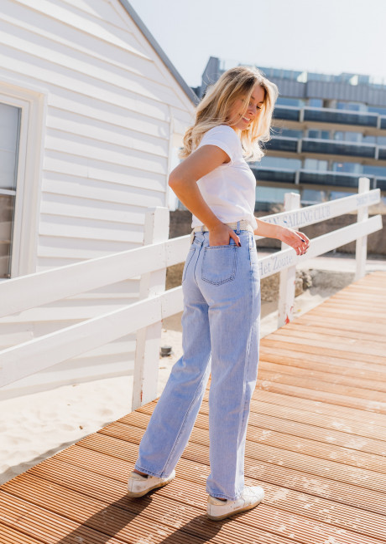 Jeans Maxime bleu clair