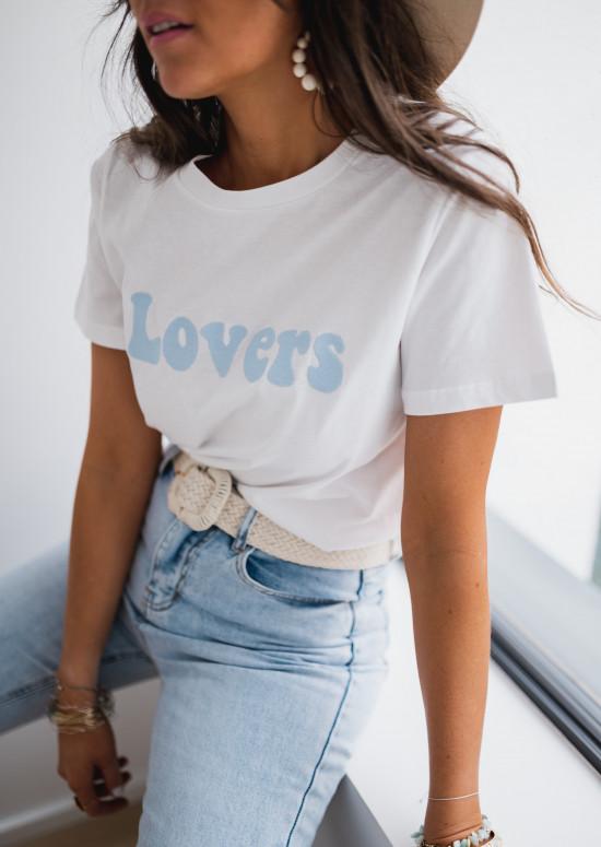 Blue Lovers t-shirt
