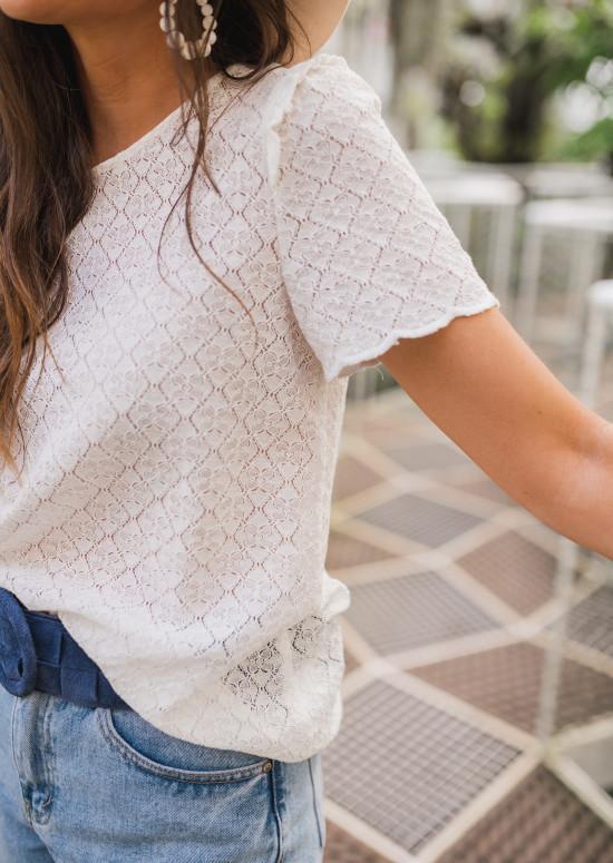 Ecru Soma blouse