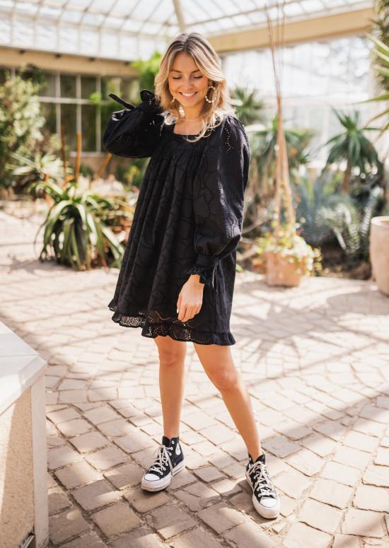 Black Maria dress - CREATION