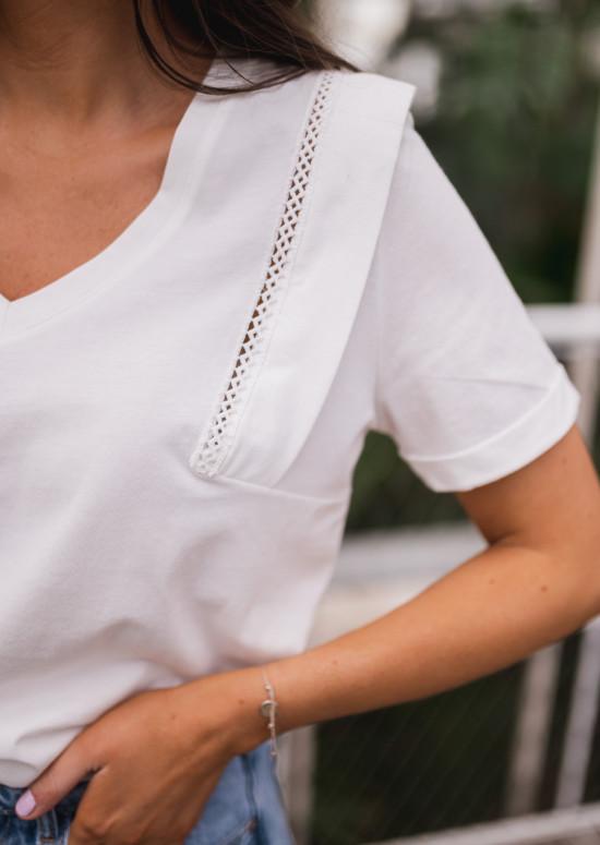 White Jim t-shirt