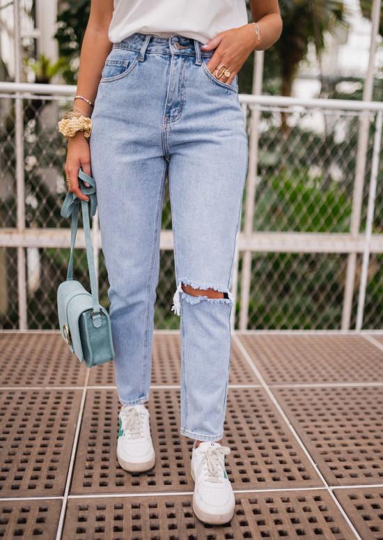 Jeans Andrew bleu clair