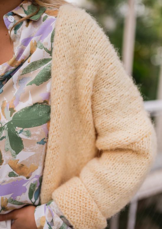 Chemise Charlotte à motifs