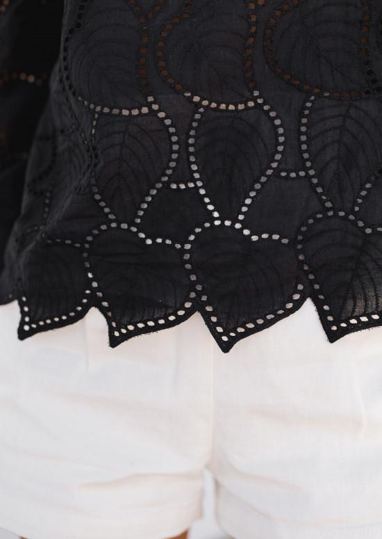 Black Jody blouse - CREATION