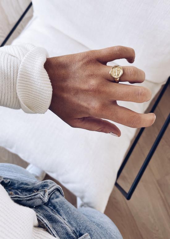 Golden Bossa ring