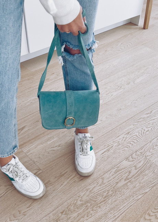 Turquoise Esma bag