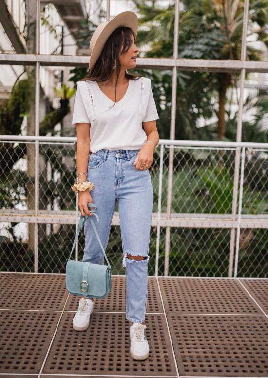 Sac Esma turquoise
