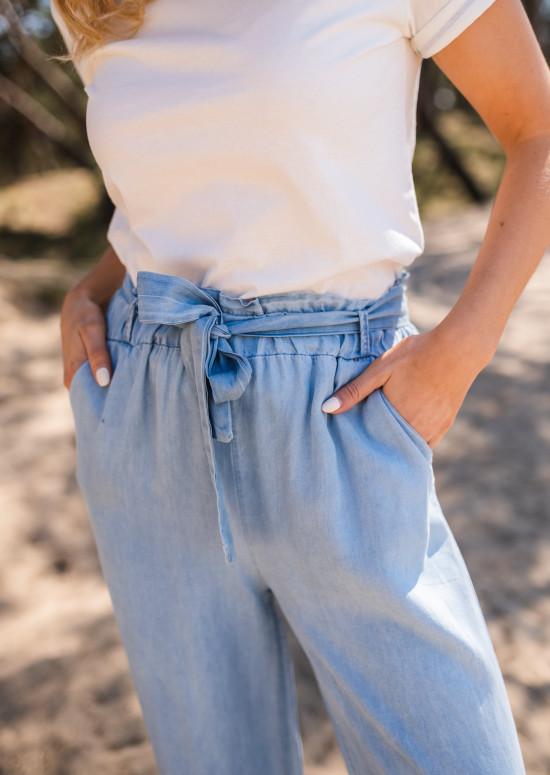 Pantalon Cory bleu