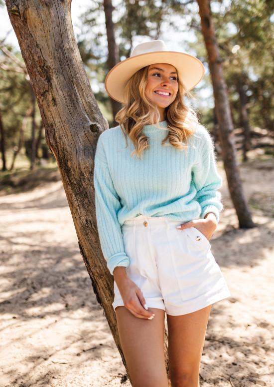 Sea green Maxou sweater