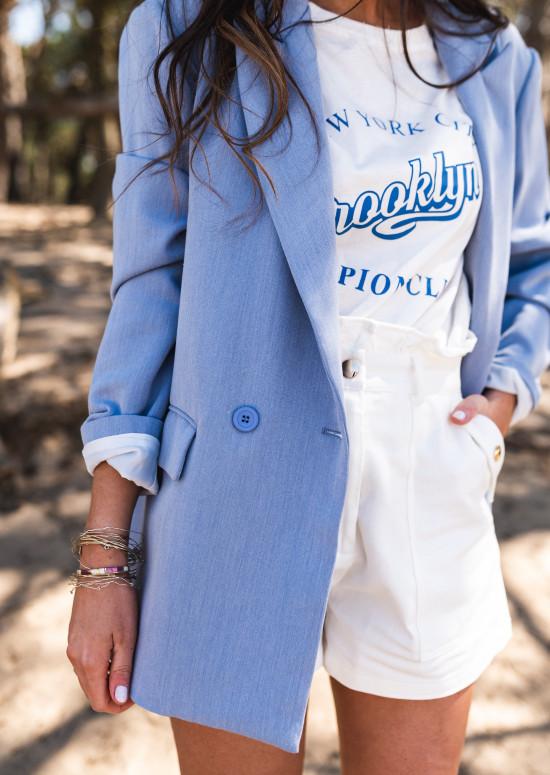Blazer Ethel bleu