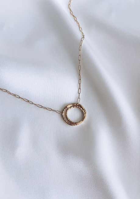 Golden Bicy necklace