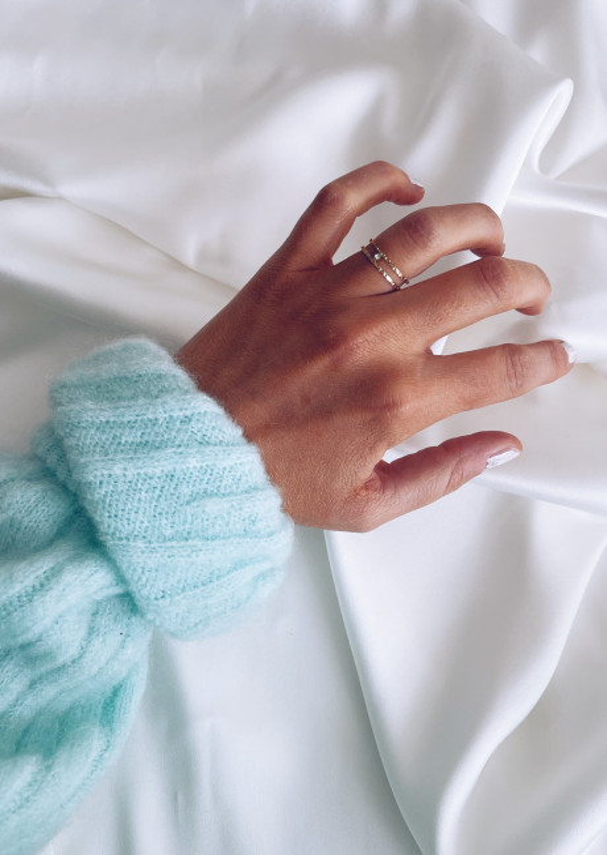 Golden Pena ring