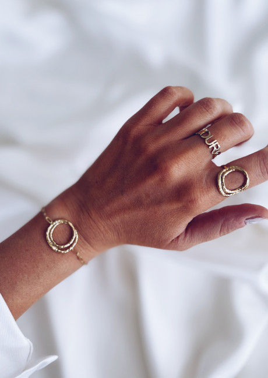 Golden Gigi bracelet