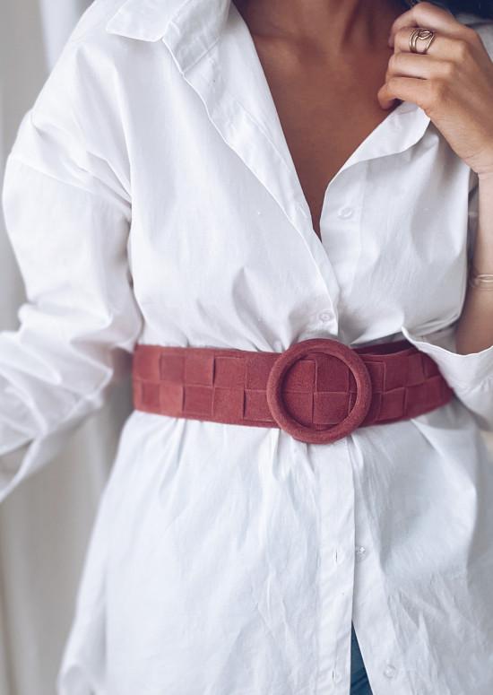 Pink Welli belt