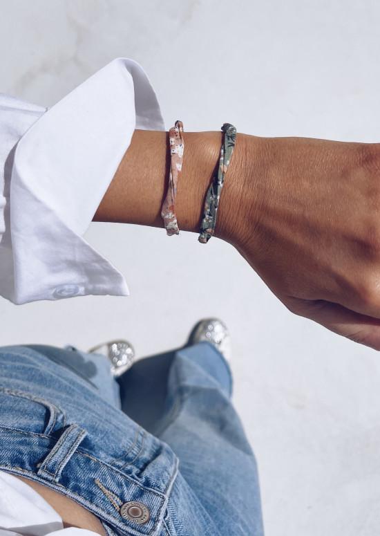 Pink Enzo bracelet