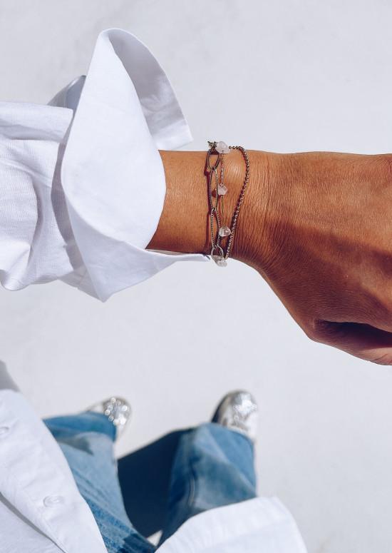 Bracelet Tedou doré