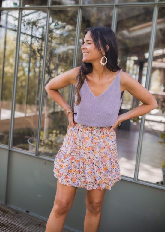 Cita skirt with flowers