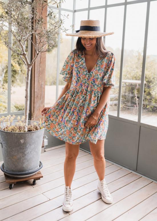 Patterned Jexy dress