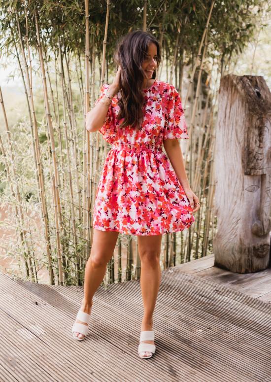 Patterned Clarisse dress