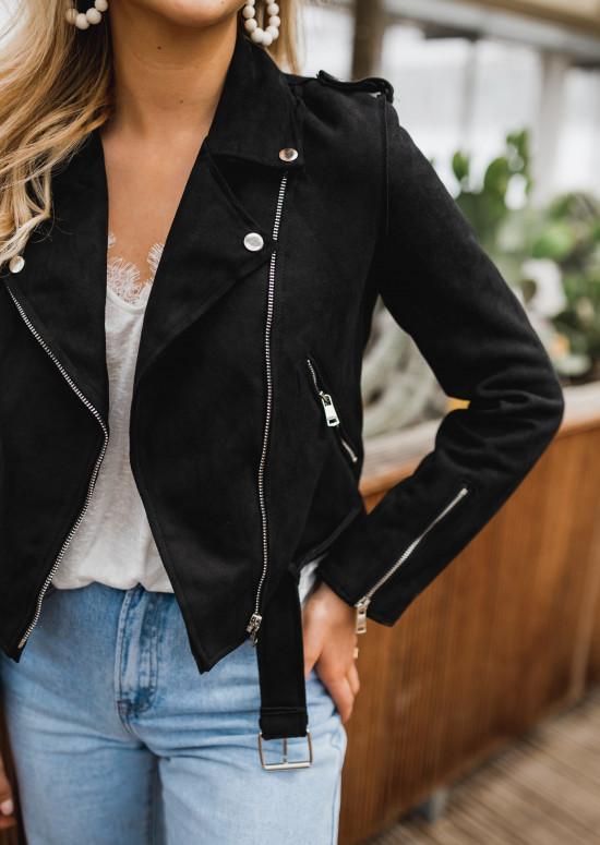 Tomas perfecto jacket black