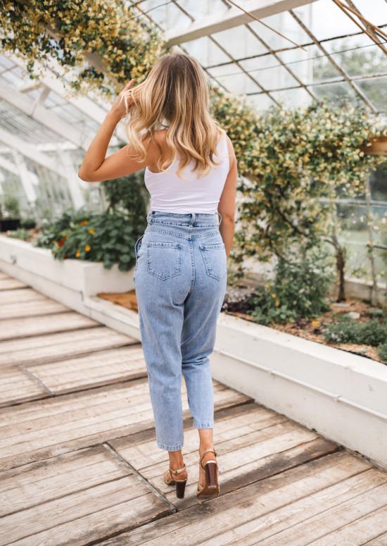 Jeans Harvey bleu