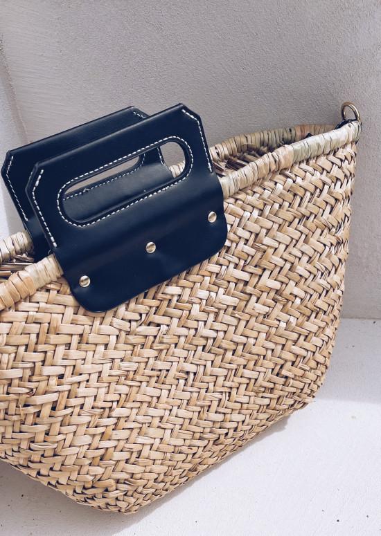 Wicker Brad bag