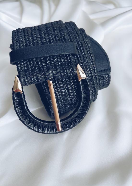 Black Bora belt