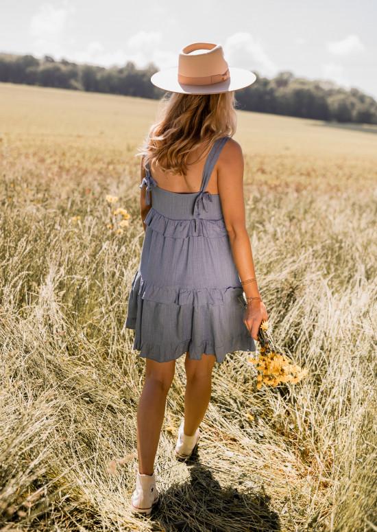 Blue Mandie dress